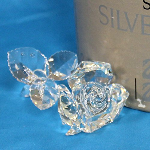 Swarovski Rose Figurine (Swarovski Crystal Figurine #174956, The)