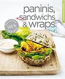 Paninis, sandwichs & wraps