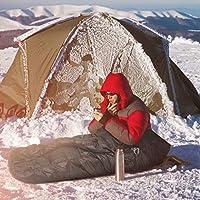 Terra Hiker Saco de Dormir de Invierno Down | Saco para Exteriores ...