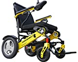 Forcemech Power Wheelchair - 2019 Navigator, Electric Folding Mobility Aid