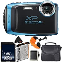 Fujifilm FinePix XP130 Waterproof Digital Camera 2018...