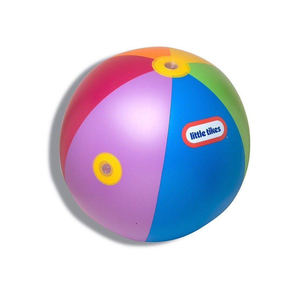 Little Tikes Beach Ball Sprinkler (88 Inches) (Colors May Vary) by Imperial Toy