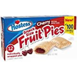 Hostess Snack Size Fruit Pies 12oz (Cherry)