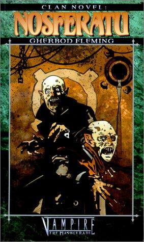 Full Vampire The Masquerade Clan Novel Book Series