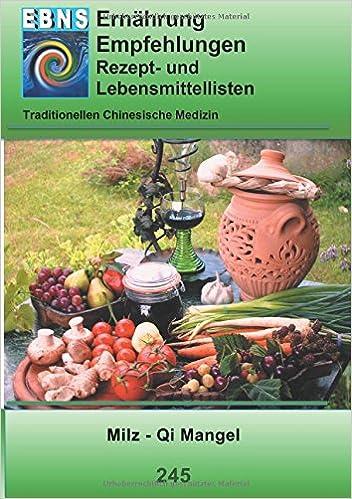 Milz - Qi Mangel: TCM-Ernährungsempfehlung - Milz - Qi Mangel TCME ...