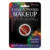 Woochie Water Activated Makeup - Professional Quality Halloween and Costume Makeup - (Bruised Red, 0.1 oz)