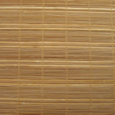Woven Wood Roman Shades, 60W x 72H, Montauk Camel, Any si...