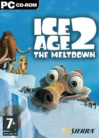 Ice Age 2: The Meltdown pc dvd-ის სურათის შედეგი