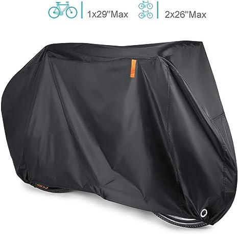 BACAKSY Funda Proteccion Bicicleta, Funda Bici Impermeable ...