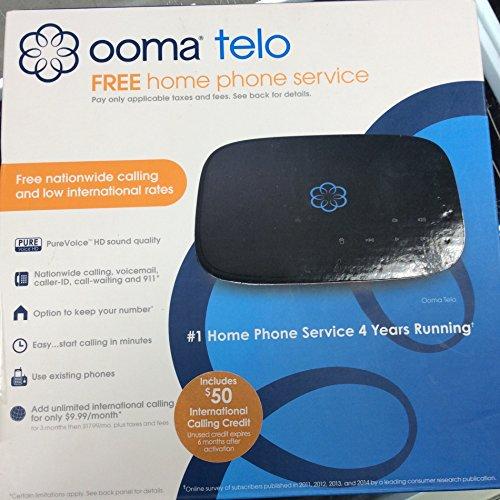 ooma TELO Home Phone Service