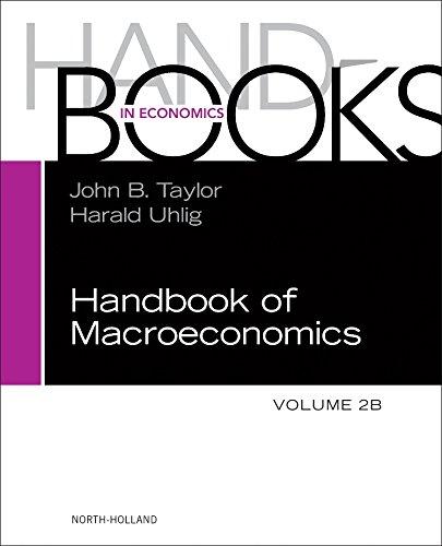 Handbook of Macroeconomics, Volume 2B