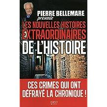 Pierre Bellemare présente les nouvelles histoires extraordinaires de l'Histoire