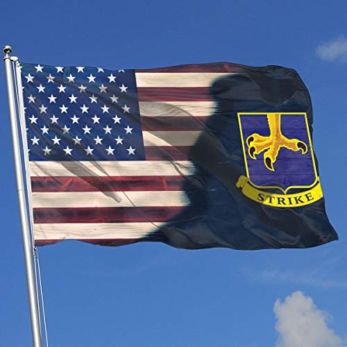 US Army 502nd Parachute Infantry Regiment Flag 3x5-Flags 90x150CM-Banner 3'x5' FT