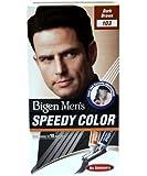 Bigen Men's Speedy Color, Dark Brown 103 (40g + 40g)