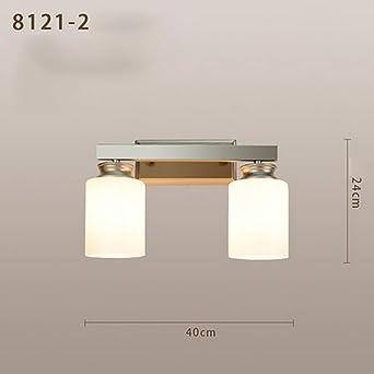 Bad Spiegelleuchte European Style Spiegel Vordere Lichter, Modernes  Badezimmer Spiegel