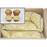 General Mills Pillsbury Tubeset Lemon Poppy Seed Muffin Batter, 3 Pound -- 6 per case.