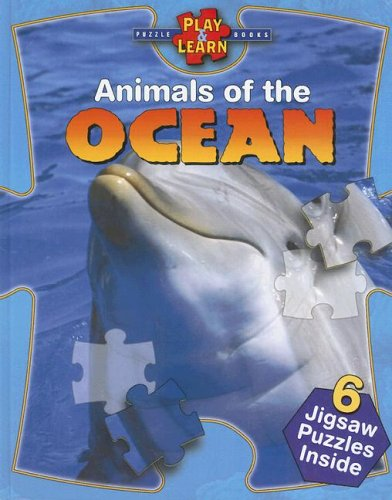 Animals of the Ocean (Play & Learn Puzzle Books) pdf epub