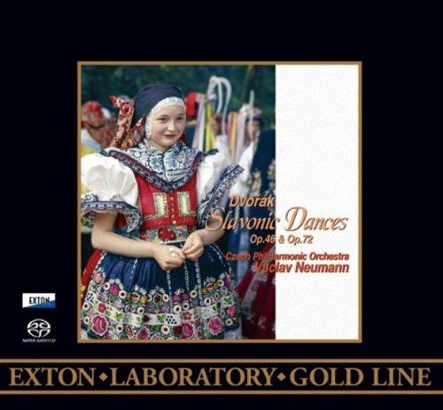 Dvorak Slavonic Dances 46 Op. 72 Safety 5 popular and trust