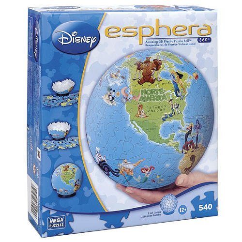 Disney Plastic Ball (Esphera 360 9