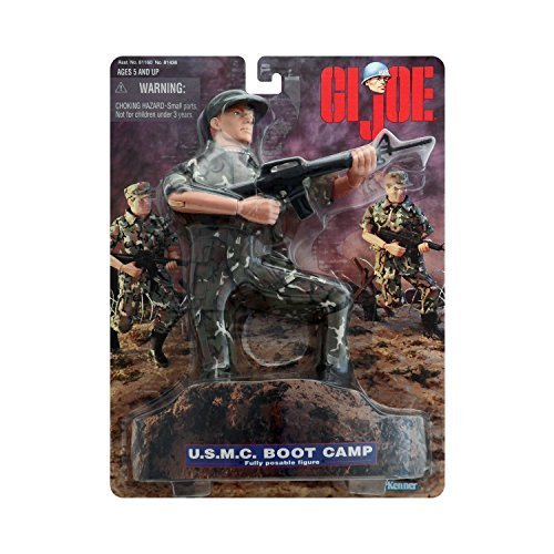 """G.I. Joe U.S.M.C. Boot Camp 12"""" Action Figure by Kenner for sale  Delivered anywhere in Canada"""