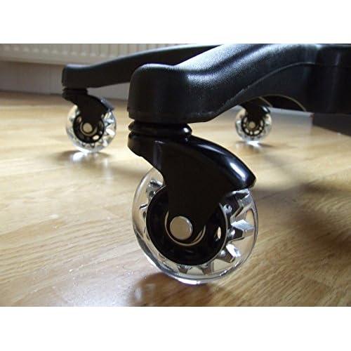 Durable Service 5x Roulettes Chaises De Bureau De Buroroll 635mm