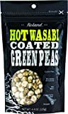 Roland Green Peas, Hot Wasabi, 4.4 Ounce