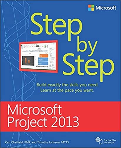Microsoft project 2013 step by step 1 carl chatfield timothy microsoft project 2013 step by step 1 carl chatfield timothy johnson ebook amazon fandeluxe Image collections