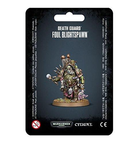 Death Guard Foul Blightspawn PLASTIC Warhammer 40K Games Workshop 99070102002