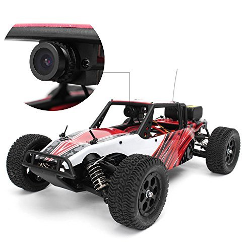 RC FPV Racing Car, EACHINE RatingKing F14 Real Time Transmission FPV Buggy Car With Camera 1/14 4x4 RTR