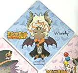 D.gray-man Hallow Paper Coaster x3 Wisely Road Kamelot Millennium Earl Anime F/S