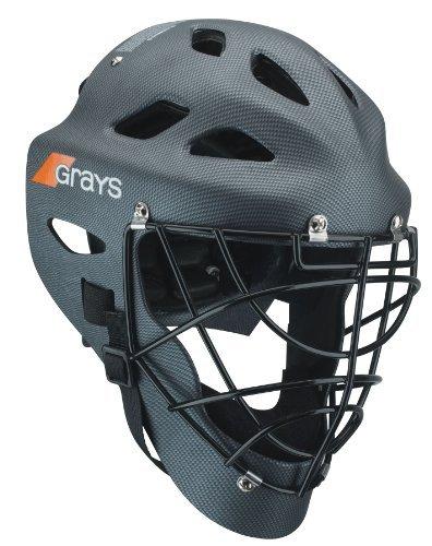 GRAYS G 6000 Helmet, Black, S by Grays by Grays