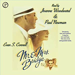 Mr. and Mrs. Bridge Audiobook