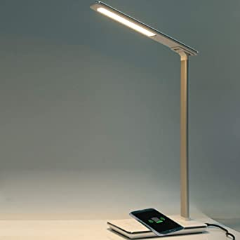 LIUYA Lámpara de mesa plegable Lámpara Plegable Protección ocular ...
