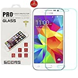 [2 Pack] Samsung i9060 i9082 Tempered Glass Front Screen Protectors,Silverback(TM) 9h Hardness, 2.5D, 0.3mm Thickness for Samsung Galaxy Grand Neo I9060 Samsung Galaxy Grand Duos i9082 i9080 GT-I9082