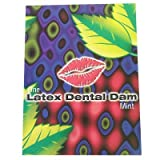 Line One Labs Mint Dental Dam: 12 units.