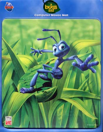 Disney A Bug's Life Mouse Pad