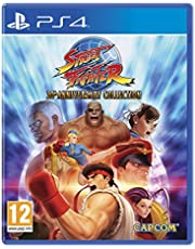 Street Fighter 30th Anniversary Collection for PlayStation 4