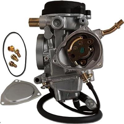 Yamaha Bruin 350 Carburetor YFM 350 YFM350 2004 2005 2006 2x4 4x4 Carby on