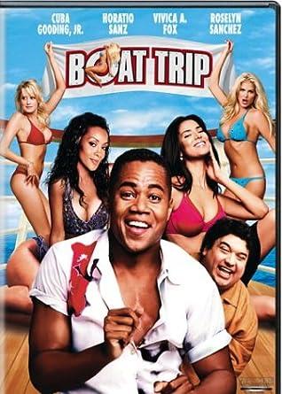 Risultato immagini per boat trip movie
