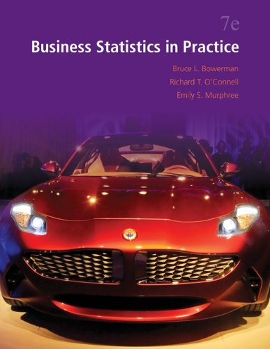 Loose Leaf Business Statistics in Practice with Connect Access Card