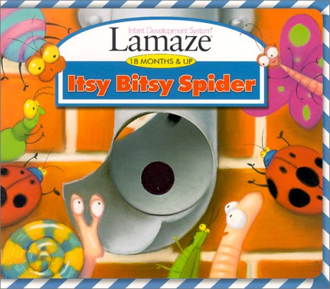 Itsy Bitsy Spider: Lift the Flap