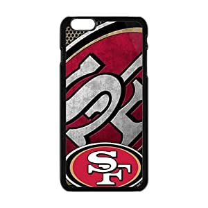 NFL SF Cell Phone Case for iPhone plus 6 by icecream design