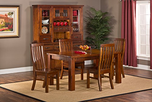 Hillsdale Outback 5-Piece Dining Set - Table with Leaf