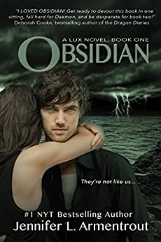 Obsidian (A Lux Novel Book 1) by [Armentrout, Jennifer L.]