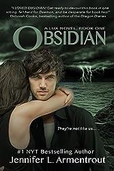 Obsidian (A Lux Novel Book 1)