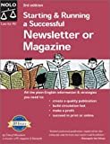 Successful Newsletter or Magazine, Cheryl Woodard, 0873378474