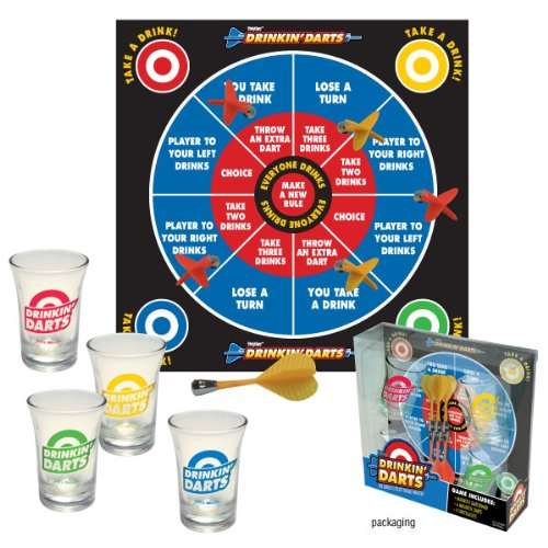 ICUP Drinking Darts Game product image