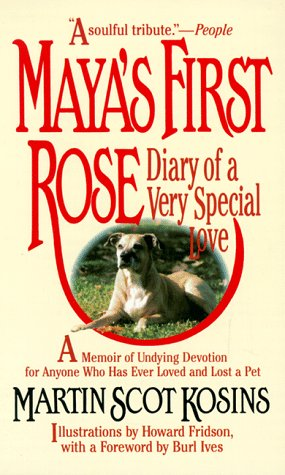 Maya's First Rose: Diary of a Very Special Love by Berkley Trade