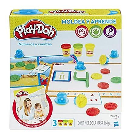 Play-Doh - Aprendo números y Cuentas