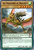 Yu-Gi-Oh! - Sky Dragoons of Draconia (CORE-EN000) - Clash of Rebellions - 1st Edition - Rare